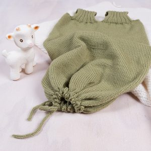 Bluum sparkpåse i Pure Eco baby Wool