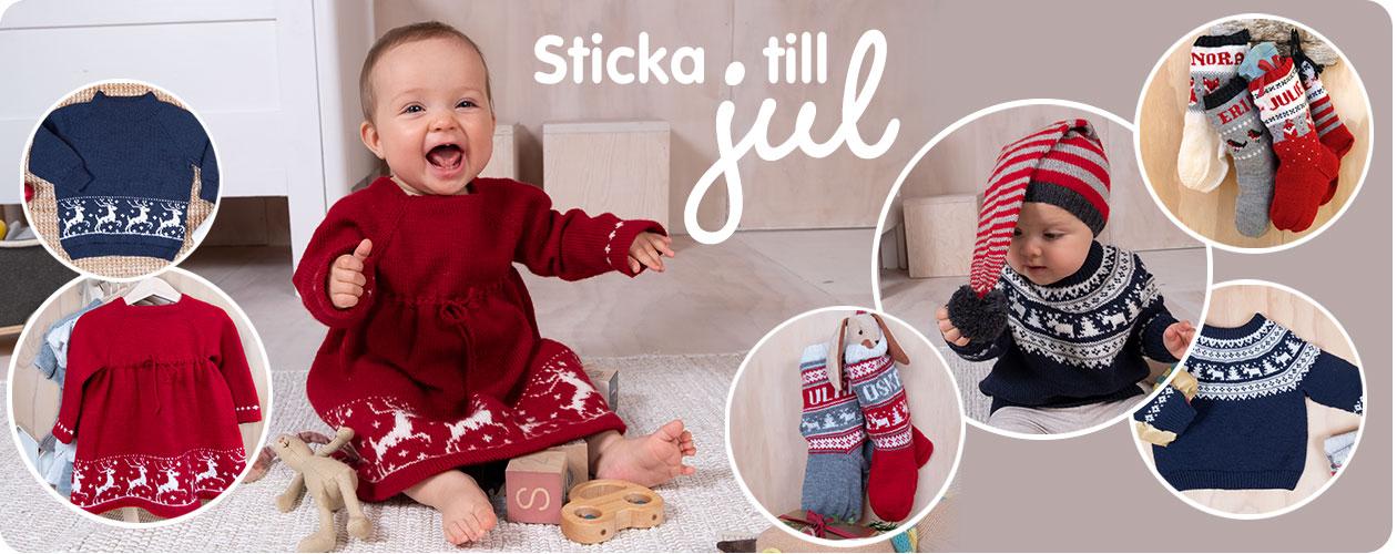 Sticka till jul