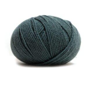 Bluum sparkpåse i Pure Eco baby Wool Grågrön Stickning 6-12 mån