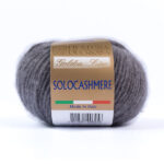 Solo cashmere - Medium grey