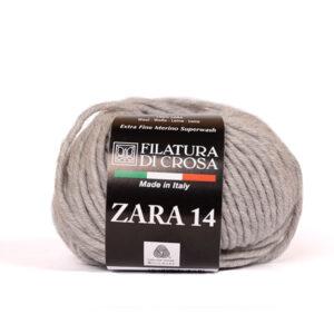 Zara 14 - Silver gray