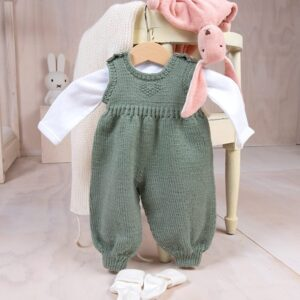 Bluum sparkbyxor i Pure Eco baby Wool