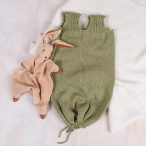 Bluum sparkpåse i Pure Eco baby Wool